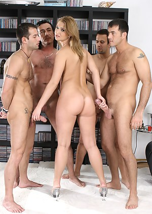 Gangbang XXX Pictures
