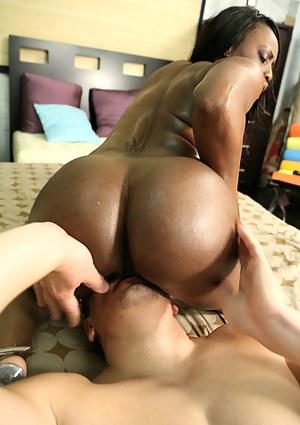 Big Black Ass XXX Pictures