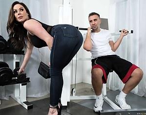 Gym XXX Pictures